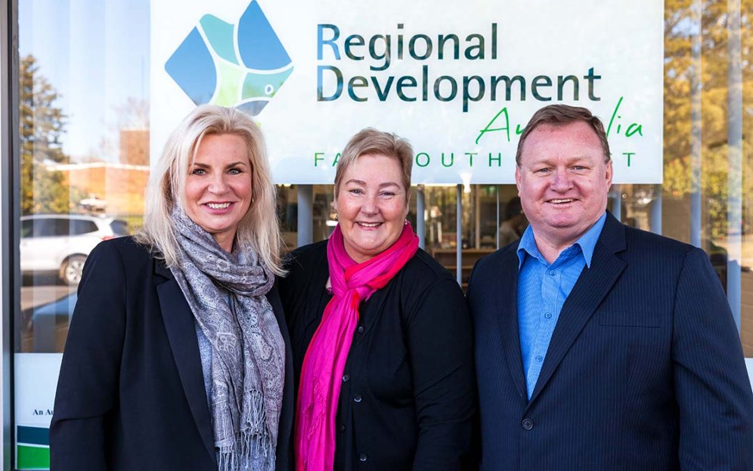 South Coast Part of $1 Million Regional Employment Trial