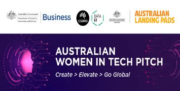 Australian Women in Tech Pitch