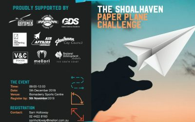 Shoalhaven Paper Plane Challenge