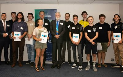 Shoalhaven STEMship students graduate in Nowra