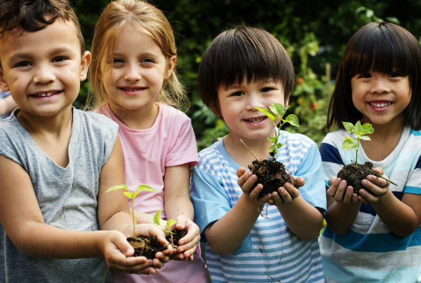 Educating Kids About Agriculture: Kids to Farms